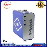 macchina dell'indicatore del laser della fibra 20W per il PVC, Engraver della targhetta del metallo