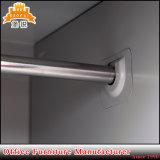 [كد] تصميم فولاذ [6-دوور] خزانة محترفة فولاذ أثاث لازم مصنع