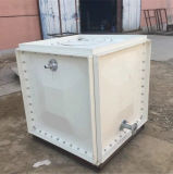 O tanque de água de fibra de vidro para armazenamento de hotel