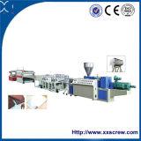 Chaîne de production SH de feuille de WPC