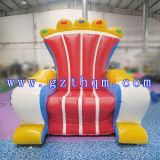 Modelo inflable del PVC de la buena calidad/estatuas publicitarias inflables