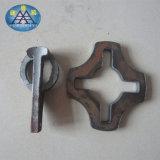 Foshan-Hersteller Quicklock Baugerüst-Systems-Stahlkatze-Strichleitern