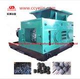El carbón de leña de alta capacidad de producción de briquetas de carbón el cuaderno de envase Mezclador de línea de producción de energía de la máquina con cortador automático