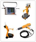Máquina de revestimento em pó de vibração para mudança de cor rápida