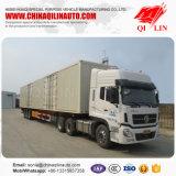 De Aanhangwagen van de Container van de Fabriek van China 40FT met Zij Afneembare Deur