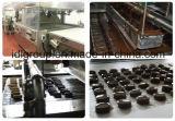 Volle automatische Schokolade, die Maschine (modelIEB400, bekleidet)