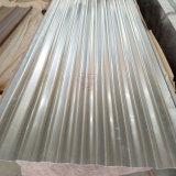 Strato d'acciaio ondulato preverniciato del tetto del galvalume