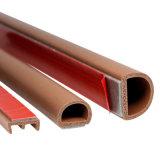 Self-Adhesive D-образный губкой с набивкой из пеноматериала резиновое уплотнение газа на деревянной дверью