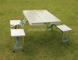 Le pliage en aluminium portable pique-nique Camping en alliage de président et de table