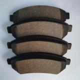 Auto Auto Peças Sobressalentes Asbestos-Free Cerâmica/Semi-Metal pastilha de freio 88964099 para a Toyota