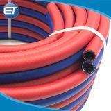 Doppel-Belüftung-Plastikluft-Sauerstoff-Acetylenschweißen-Gefäß/Rohr/Schlauch