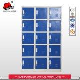 Stahlschließfach-Handy-kleine persönliche Feld-Wertsachen-temporäre sichere Speicher-Angestellt-Metalschließfächer