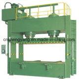 Machine froide en bois de presse pour le panneau/porte/panneau de meubles