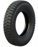 Rotella di gomma pneumatica della riga della barra di rotella della rotella 16inch 4.00-8 del carrello