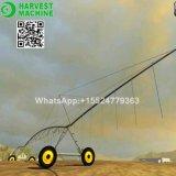 農業の中国の農地の潅漑のための中心のピボット潅漑装置システム