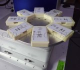 Macchina per incidere del laser del rullo di stampa
