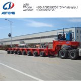150 toneladas de 8 ejes Remolque Pesado a la venta (lowboy)