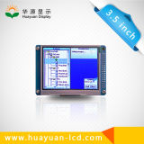 "visualización del tacto 3.5 del módulo de 320X240 Hx8238d LCD """