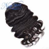 Оптовая торговля в полной мере кружева человеческого волоса парики для чернокожих женщин бразильского Сен Реми волосы парики