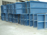Tubulação de distribuição da torre refrigerando FRP da indústria com bocal plástico