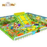 Matériel d'intérieur de cour de jeu d'Advanture de cour de jeu d'activité d'enfants