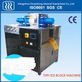 Appalottolatore del ghiaccio asciutto di industria che fa macchina