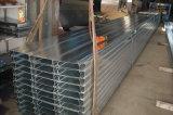 Pavimento em aço galvanizado Bondeck em aço