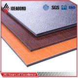Sexangle 패턴 (ID 015 sexangle)를 가진 관통되는 알루미늄 합성 위원회