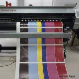 """64 """"100GSM High Speed Anti-Ghost Heavy Tacky Sublimation Transfert de papier pour vêtements de sport"""