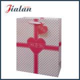 """Papier ivoire laminées mattes """" souhait pour vous """" sac de papier cadeau"""