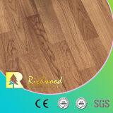 Настил E0 дуба 12.3mm прокатанный партером деревянный деревянный Laminate