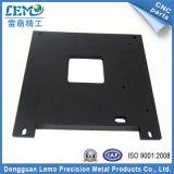 Peça de usinagem de precisão CNC de óxido preto para computador (LM-870)