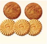 Type de biscuit Alimentation automatique et ligne d'emballage