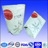 Tribune op de Verpakkende Zakken van de Ritssluiting van de Folie van de Koffie voor Voedsel