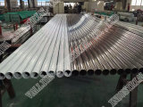 El hardware con el tubo de acero