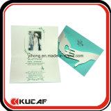 주문 인쇄 호화스러운 결혼식의 청첩장 Laser 커트 권유 카드