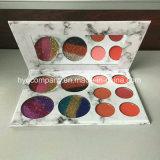 Ombra di occhio impermeabile di più nuova dell'ombretto della gamma di colori 10 bellezza cosmetica di colori