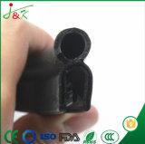 Dの形の端保護ゴム製シーリングストリップ