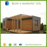 販売フィリピンのためのPrefabricated ContainerヴァンHouse Luxury