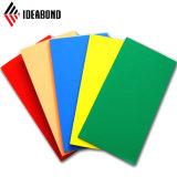 China ACP decorativos de alta qualidade fornecedor painéis coloridos