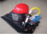 Het Vernietigen van de veiligheid Helm met Kleding
