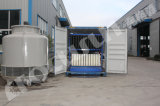 Nueva condición y en el extranjero el servicio de Post-Venta disponible Máquina de bloques de hielo