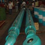 Cilindro hidráulico ativo do dobro grande não padronizado