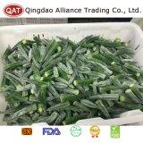 Okra inteiro congelado da qualidade superior com bom preço
