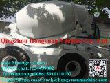 De zelf Mobiele 350L Concrete Mixer van de Lading met de Certificatie van Ce