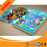 Soft Padded Playground Equipamiento Indoor Kids Play Station