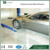 공장 Price Single Cylinder One Post Free Entry 또는 Exit Car Parking Lift (POP20/2100)
