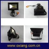 Hot Sale sem fio WiFi PIR Light Camera câmera de segurança 3G com cartão SD de 32GB