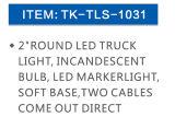 Indicatore luminoso incandescente Tk Tls-1031 del LED