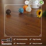 8mm Finition Crystal 3 bandes de noyer les planchers laminés pour la promotion de la vente